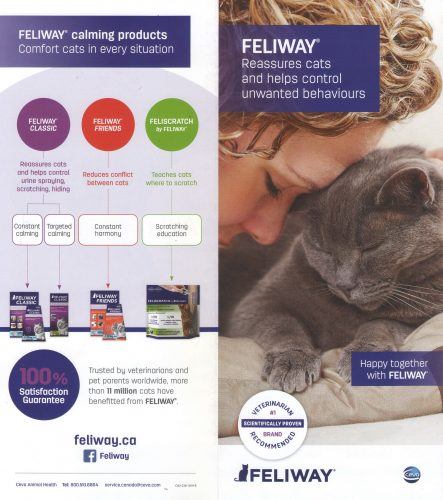 Feliway - Cat Behaviour Products