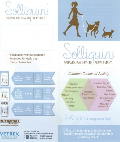 Solliquin - Behavioural Health Supplement